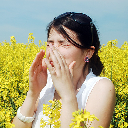 Seasonal and Environmental Allergies